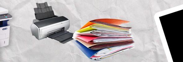 Печать, распечатка цветная и ч/б